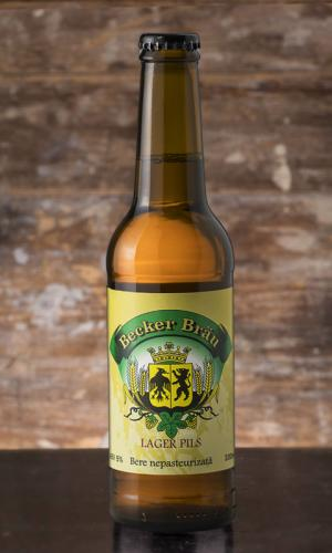 beer lager pils becker brau
